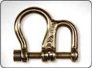 PAP INNER SOLDERESS SHACKLE
